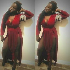 Dresses & Skirts - NWT Jessica rabbit dress